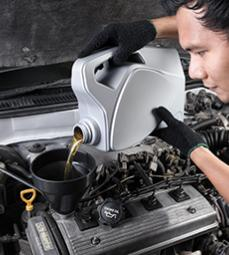 How to check and change your motor oil