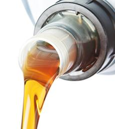 What is the viscosity grade of a motor oil?