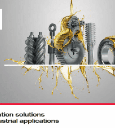 Lubrication solutions for industrial applications