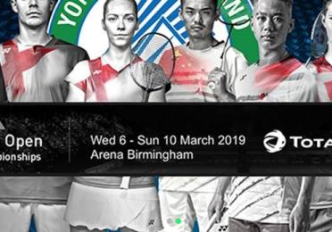 Total YONEX All England Open Badminton Championships