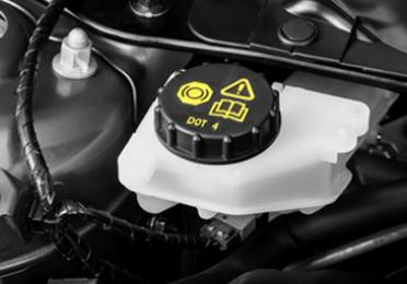How to check and top up your brake fluid Total UK