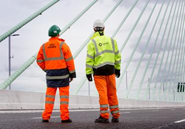 Total Styrelf® Bitumen M62 Mersey Gateway