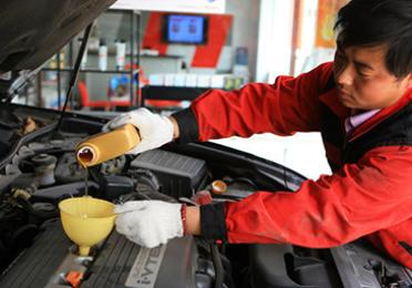 What's the difference between 5W30 and 5w40 engine oil?