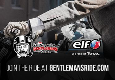 Total ELF and The Distinguished Gentleman's Ride Total UK