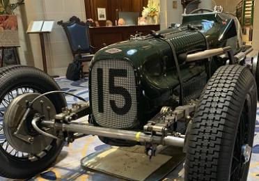 Total sponsors The Royal Automobile Club Historic Awards 2019