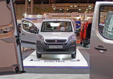 Electric and Hybrid cars, vans and trucks