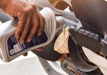If you want to better understand motorcycle oil so you can keep your bike in even better nick, check out our answers in the ultimate guide to motorcycle oil.