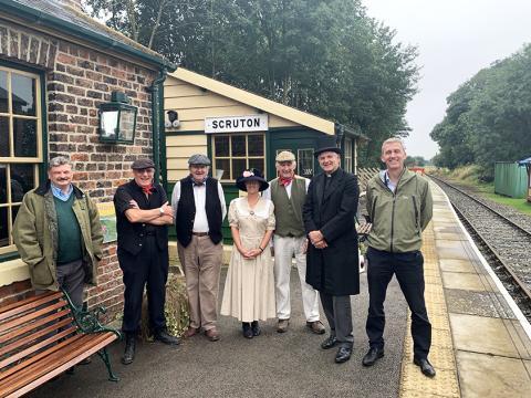 Wensleydale Railway Donation