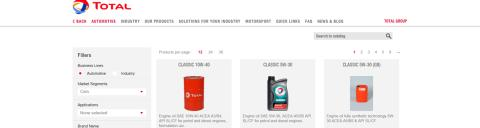 Total UK New Online Lubricant Catalogue