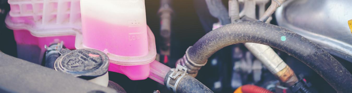 Antifreeze and Engine Coolant | Car, Van, Commercial