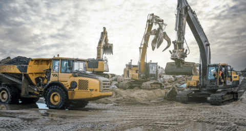 The ultimate guide to construction vehicle lubrication Total UK