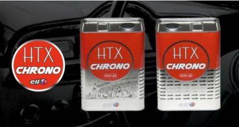 ELF HTX Chrono Engine Oil