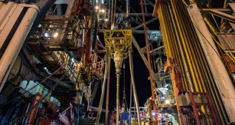 Détail des installations sur le Tungsten Explorer, ( TUX ). Projet Moho Nord