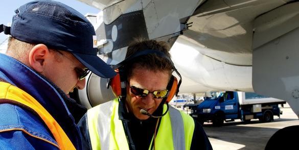 Jet fuel, aviation fuel - Total UK